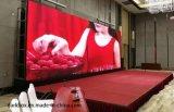 P10 1/4s Indoor stade de l'écran LED RVB de fond