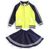 Primavera Kid roupas defina Primary uniforme da escola de Ensino Médio roupas