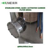 機械SS304にステンレス鋼の圧力容器をする水フィルター
