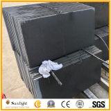 Het Zwarte Basalt van het Andesiet van de beitel voor de Tegel van de Steen