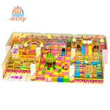 Конфеты тема для использования внутри помещений детская игровая площадка и детей замок