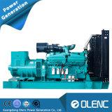 20kVA - 1250kVA Cummins Engine 디젤 엔진 Genset 산업 발전기 열려있는 타입 3 단계 400V