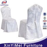 В ресторане свадьбу белого полиэстера стул крышку (XYM-BC56)