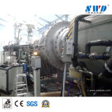 Grosser Durchmesser HDPE Rohr-Strangpresßling-Maschinen-Trumpf