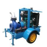 Pompa ad acqua centrifuga orizzontale del motore diesel per le miniere