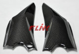 Motorycycle Carbon Fiber Partie Seat Cowl Lower Panel pour Suzuki Gsxr600/750 12