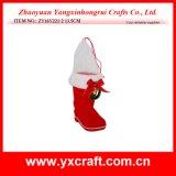 Decoración de Navidad (ZY16S222-1-2-3-4-5 3CM) Adornos de Navidad Inicio Caja de luz