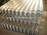Galvanisiertes gewölbte Dach-Blatt-/Zinc-Wand-Stahlblech