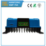Hanfong MPPT 파란 태양 책임 관제사 30A 40A 50A 60A 70A 80A (SMP-70)를 위한 큰 LCD 디스플레이 건전지 모니터