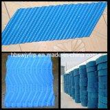 Materiale di riempimento pieno della torre di raffreddamento del PVC dei pp