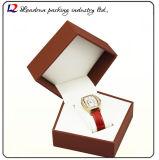 スポーツの腕時計の茎巻取り機の機械腕時計のアクセサリの時計バンドストラップ(Sy012)のための革時計ケースの表示収納箱