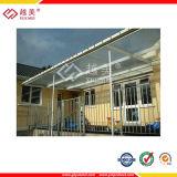 Doppelwand-Polycarbonat-Höhlung-Blatt-Garage-Polycarbonat-Dach-Panel