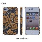 Cassa/copertura del telefono delle cellule per iPhone4/4S (F140401)