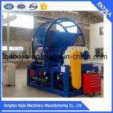 Desfibradora entera del neumático de Qingdao/neumático usado que recicla la máquina para la venta
