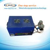 Pequeña máquina de la vacuometalización con el aplicador ajustable