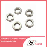 De super Sterke Aangepaste Magneet van /NdFeB van het Neodymium van de Ring van het Zink N35-N42 Permanente in China