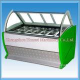Congélateur d'étalage de Gelato de qualité avec le prix bas