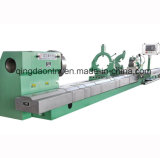 2年のの回転砂糖シリンダーのための大きい水平CNCの旋盤品質の保証(CG61160)
