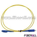 Lx. 5 à fibre optique SC Fibre CATV Cavalier cordon de raccordement