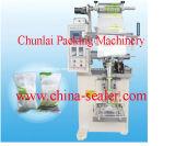 粉の包装の袋形式の盛り土のシール機械