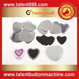 Botón talento Corazón 53x57.5mm PIN BOTÓN