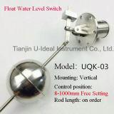 Het zij/Verticale Vlakke Controlemechanisme van de Tank van het Water van de Installatie, de Drijvende Schakelaar van de Sensor van de Waterspiegel