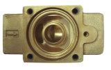 Fatto tramite Forging e montaggio d'ottone lavorante della valvola del CNC
