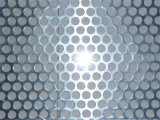 Het geperforeerde Netwerk van het Metaal van het Koolstofstaal Geperforeerde