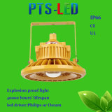 IP66 profesional LED de luz Explosión de Trabajo Prueba de la gasolinera