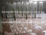 Conduite d'eau de tube de verre de Pyrex avec l'impression