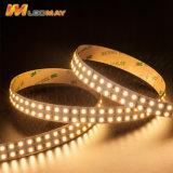 Alte doppie strisce di riga LED di lumen SMD2835 240LEDs/m DC12V