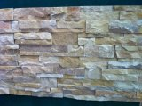 Hot Sell Tiger Yellow Quartzite Stack Stone (SSS-49)