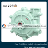 Pompe résistante de boue d'abrasion centrifuge de constructeur de la Chine