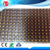 Alto modulo esterno della visualizzazione di LED dell'ambra del TUFFO P10 di luminosità 16X32