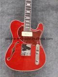 Single F Hole P90 Pickup Quality Custom Tele Guitar