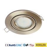Beste verkaufenlichter kippbare LED beleuchtet GU10/MR16 Downlights Vorrichtung