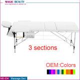 MB-004 Cama de alumínio de 3 seções / cama de massagem dobrável