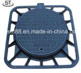 OEM/custom/plaque d'égout coulage en sable de fer pour le drainage de fosses septiques