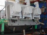 20000mg/Lスタックネジ式沈積物排水機械水処理機械