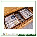 多くの格子贅沢な木の宝石箱