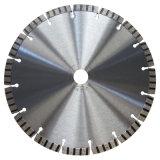 La circular sólida del cortador del carburo vio la lámina para para corte de metales