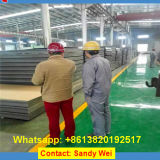 Tanque de recipientes a presión Placa 5052 5454 H32 aleación de aluminio