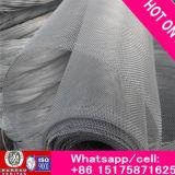 Плетение насекомого плетения провода экрана окна черноты ячеистой сети эпоксидной смолы фабрики ISO9001 Coated алюминиевое