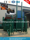 Excellent Quality Wood Sawdust Briquette Carbonization Furnace avec du CE