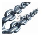 アンカレッジおよび係留のための鋼鉄スタッドの鎖