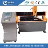 Manufatura de Zhongke da máquina de estaca do metal do plasma