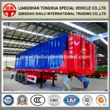 3 Axle Rear Dumping Tipper Heavy Duty Cargo liner Transportation Semi Trailer card