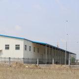 폴란드 축사를 위한 간단한 구조 Prefabricated 강철 건물