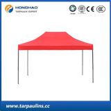 La promozione della pubblicità di alta qualità schiocca in su la tenda piegante d'acciaio