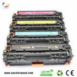 Los cartuchos de tóner cc530 CC531 CC531 CC533 para Impresoras Láser HP